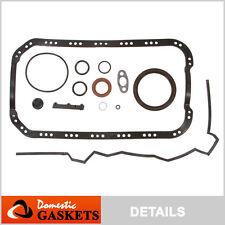 92-05 Honda Civic Del Sol 1.6L SOHC Lower Gasket Set D16Y7 D16Y8 D16Z6