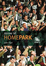 Voices of Home Park - Plymouth Argyle Fans memories - Pilgrims Football book