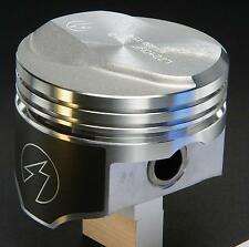 """396 Big Block Forged Dome Pistons 4.134"""" bore L2240NF40 set of 8"""