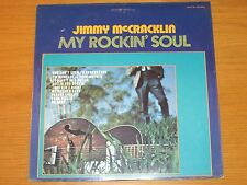 """SEALED REISSUE BLUES LP - JIMMY McCRACKLIN - UNITED 7719 - """"MY ROCKIN' SOUL"""""""