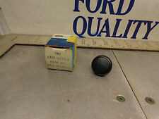 FORD OEM NOS E2ZZ-18817-A 82 Mustang Radio Control Knob Black Cougar LTD Others