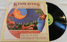 KEVIN AYERS❖JOY OF A TOY/SHOOTING AT THE MOON❖Rare 2xLP❖Mike Oldfield❖solid VG+!