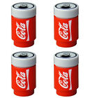1 set 4 COLA SODA drink can accessory for 2