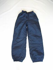 "Boys Blue Snow Boarding Ski Trousers Sz 150cm  Waist 20"" VGC~#567"