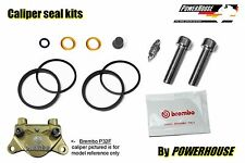 Ducati M 400 Monster 95-97 rear brake caliper seal repair kit 1995 1996 1997