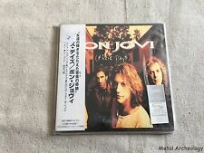 Bon Jovi - These Days JAPAN SHM MINI LP CD 2010 (UICY-94551) OBI