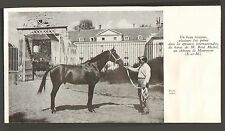77 MAUREVERT HARAS RENE MICHEL CHATEAU CHEVAL IMAGE 1953