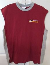 NFL Washington Redskins Mens XL Sleeveless Shirt EUC