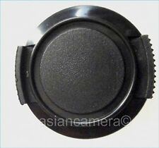 Snap-on Front Lens Cap For Sony DCR-PC105 DCR-PC350 + Keeper String Glass Cover