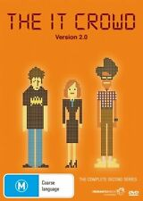 The IT Crowd - Version 2.0 (DVD, 2008)