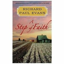 A Step of Faith (The Walk) - LikeNew - Evans, Richard Paul - Hardcover