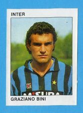 CALCIO FLASH '84 -Figurina n.101- BINI - INTER -Recuperata