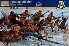 Italeri - Russian infantry - winter uniform (World War II) - 1:72
