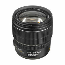 Canon EF-S IS USM 15-85mm F/3.5-5.6 EF IS USM Lens
