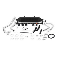 Mishimoto Front Mount Intercooler Kit BLACK For 2002 - 2007 Subaru WRX STI FMIC