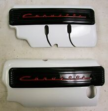 Classic Corvette Engine, Coil, Fuel Rail Covers for LS1 Engines 1997-1998