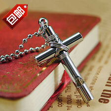 Hell Girl Enma Ai Cosplay Cross Whistle Necklace