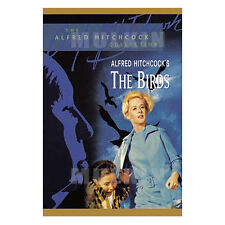 The Birds (1963) DVD - Alfred Hitchcock (New *Sealed *All Region)
