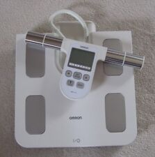 New OMRON Full Body Sensor BMI Body Weight HBF-510W Scales Fitness Indicators