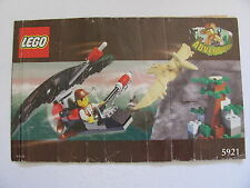LEGO 5921 @@ NOTICE / INSTRUCTIONS BOOKLET / BAUANLEITUNG 1