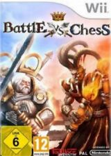 Nintendo Wii +Wii U Battle vs Chess NEU