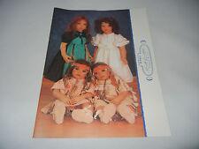 Annette Himstedt Puppen Kinder - Prospekt 1995/96 (meine Pos-Nr. 04)
