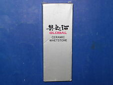 G[OBAL  CERAMIC  KNIFE  SHARPENING  WHETSTONE  MEDIUM  FINISH = GRIT 1000  NIB