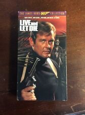 Live and Let Die (VHS, 1995)