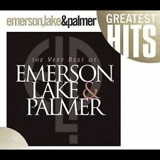 Very Best of Emerson Lake & Palmer Music-Good Condition