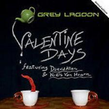 GREY LAGOON Valentine days (feat. Daevid Allen) CD italian prog