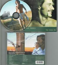 Diego Torres  ‎– Tal Cual Es,CD, Album ,1999,Spain