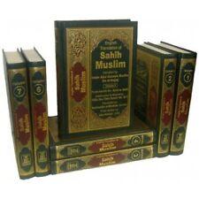 Sahih Muslimi : English, Arabic : 7 Volume Set