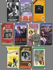 10 New Comedy Movies on VHS Videos! Low Shipping!    a