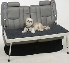 PetDek Car suv truck bench seat deck & storage platform for pets dogs cages gear