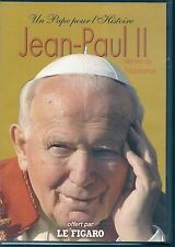 DVD ZONE 2 DOCUMENTAIRE--LE PAPE JEAN PAUL II / TEMOIN DE L'ESPERANCE