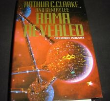 Rama Revealed by Arthur C. Clarke and Gentry Lee (1994, Hardcover)