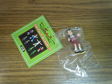 Tsutomu Keychain Bust A Groove Move 2 Sony PlayStation 1 2000 Japanese Red NEW