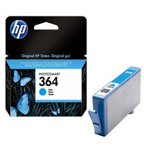 HP Genuine 364 Photosmart Wireless e-All-in-One B110d B110e Cyan Ink Cartridge
