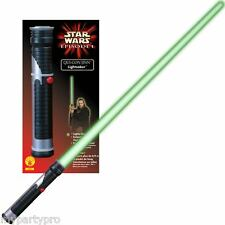 Star Wars Lightsaber Jedi Knight Light up Light Saber Costume Accessory Prop Toy