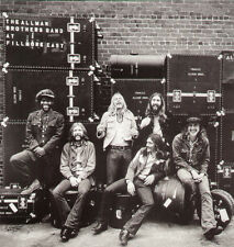 Live At The Fillmore East - Allman Brothers Band (2008, Vinyl NEUF)2 DISC SET
