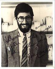 * Film Director JOHN LANDIS Inscribed Photo to Horror Collector Eric Caidin