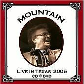 MOUNTAIN Live In Texas 2005 CD + DVD (2011) NEW & SEALED