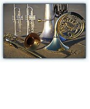 5 Ragtime Pieces for Brass Quintet Choose from List Sheet Music