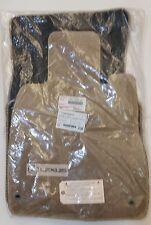 LEXUS OEM FACTORY CARPET FLOOR MAT SET 2001-2006 LS430 CASHMERE PT206-50060-00