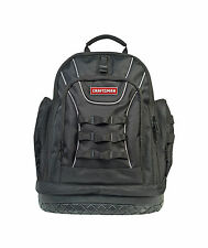 Craftsman Heavy Duty Back Pack Tool Bag Free Shipping New