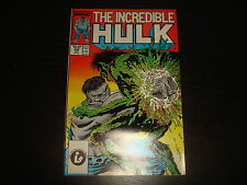 INCREDIBLE HULK #335   Marvel Comics 1987   VF  Condition