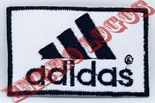 Adidas sports wear Embroidered iron /sew on patch badge logo t shirts jacket