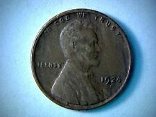 1924-D  LINCOLN CENT, UNITED STATES SMALL CENT,  WHEAT CENT COIN,