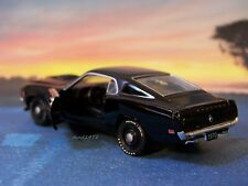 RARE 1970 70 FORD MUSTANG 428 COBRA JET 1/64 SCALE COLLECTIBLE MODEL - DIORAMA