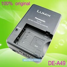 Genuine Original Panasonic DE-A49 Charger For DMW-BLB13PP DMW-BLB13E Battery